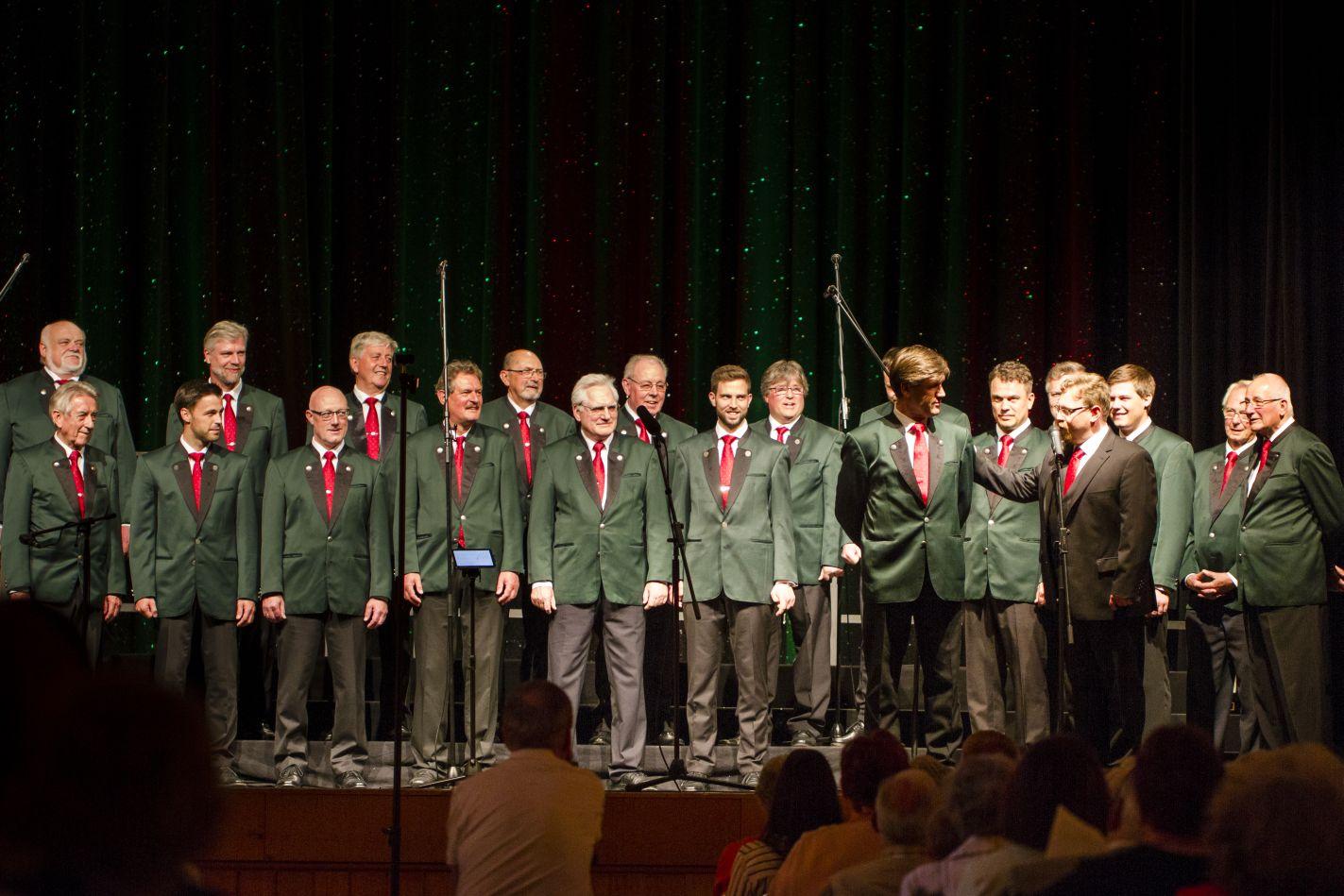 Chor der Polizei München