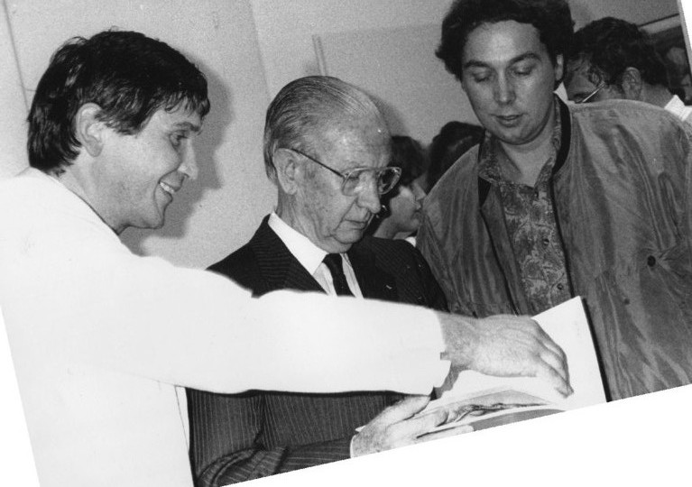 IOC-Präsident Juan Antonio Samaranch
