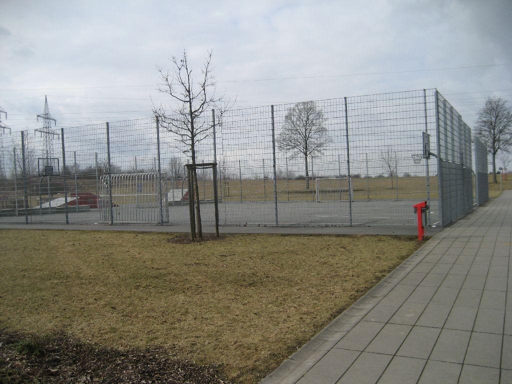 Garten der Nationen am Dresdner Ring