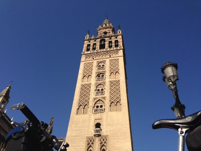 La Giralda simbolo di Siviglia