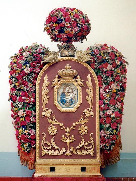 Immagine della Madonna della Provvidenza