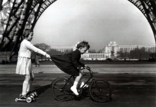 Foto di Robert Doisneau