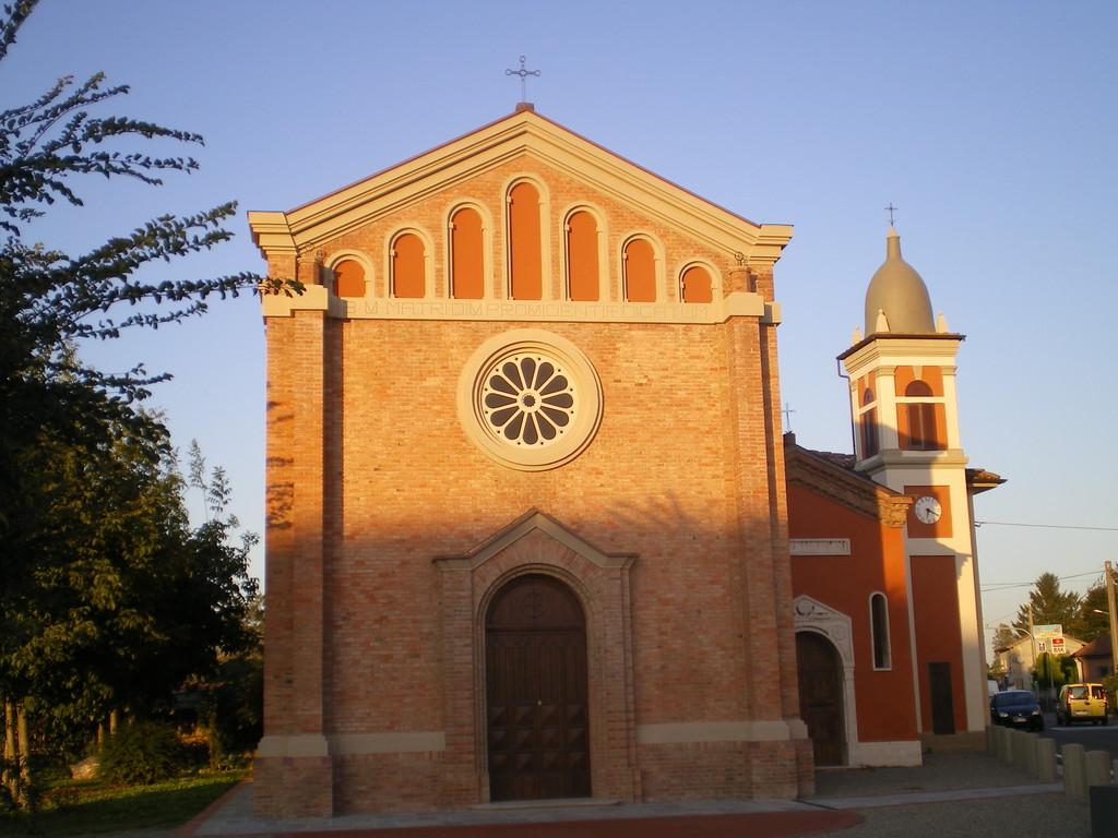 Santuario dedicato alla Madonna sotto il titolo della Provvidenza