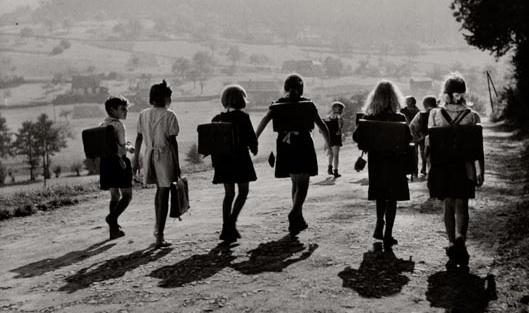 Foto di Robert Doisneau - Ecolier ...
