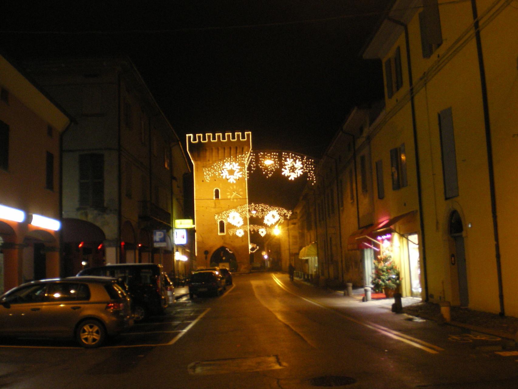 LA FOTO DEL 27.DICEMBRE 2015-Natale a Piumazzo