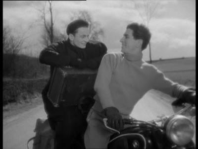 """Dal Film """"Diario di un curato di campagna"""" di R. Bresson"""