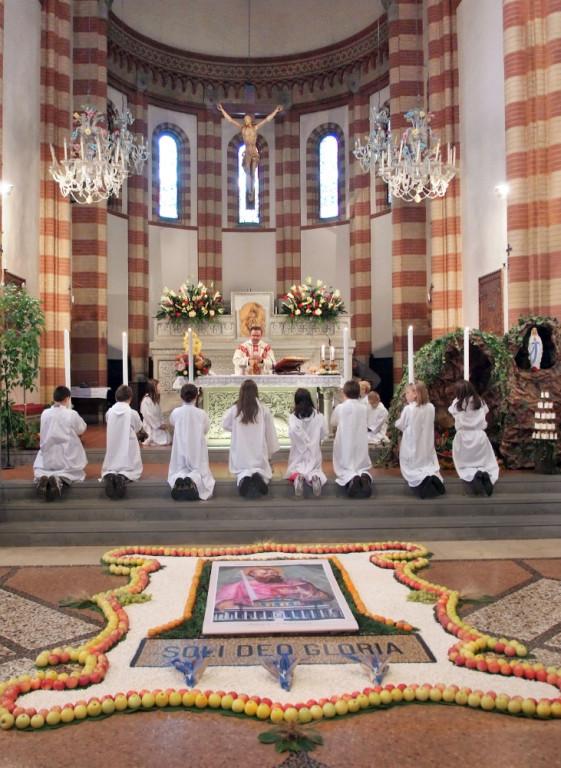 Santa Messa per la Festa Del Ringraziamento 2008