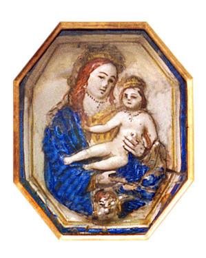 Affidiamo alla BV della Provvidenza l'Anno sulla Eucaristia