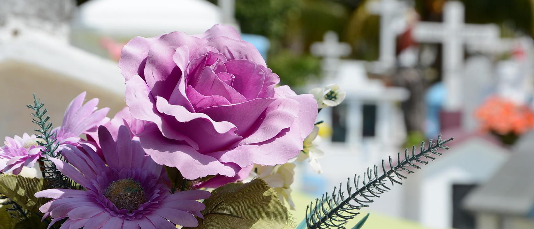 Entretien et fleurissement de tombes La Rose des Vents Ambon