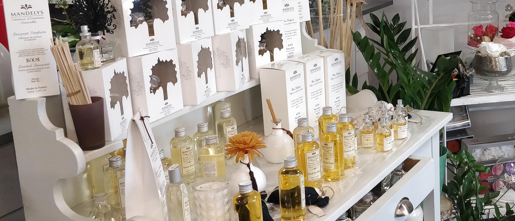 Parfums d'ambiance Mandalys