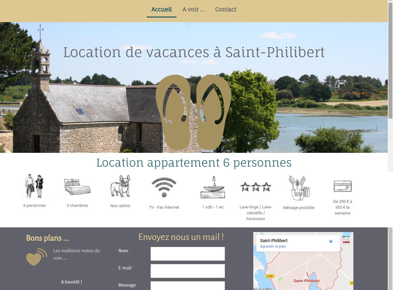 Locations de vacances en Morbihan  ©lines-creation