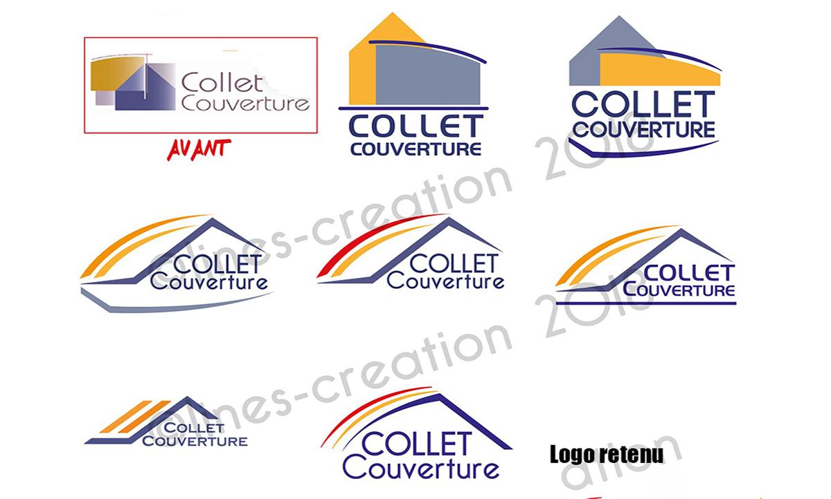 Refonte de logo colletcouverture.fr