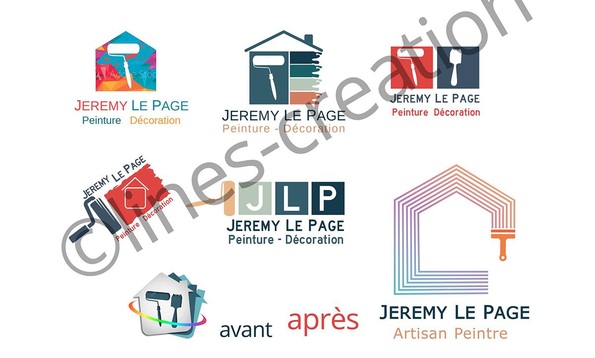 Refonte de logo pour peinture-lepage.com