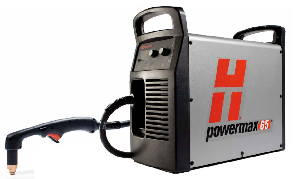 Powermax 65 Hypertherm corte con plasma