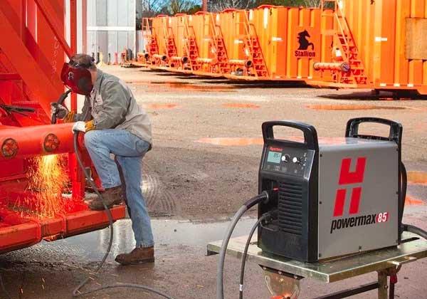 Powermax 85 para trabajo pesado