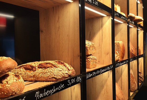 "Ladenbau ""Bäckerei Klaas"" Freudenberg"
