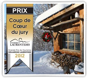 Prix Coup de cœur du Jury 2012