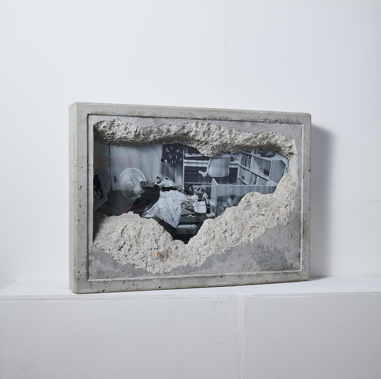 《GAZE_01》 展示撮影:Keisuke Inoue、撮影助手:Ryoko Inoue