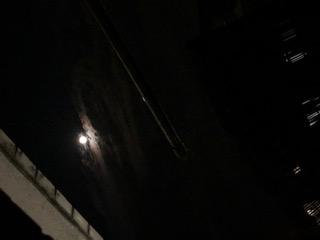 HOPE/2020.08.03 21:12/東京都世田谷区、自宅ベランダ