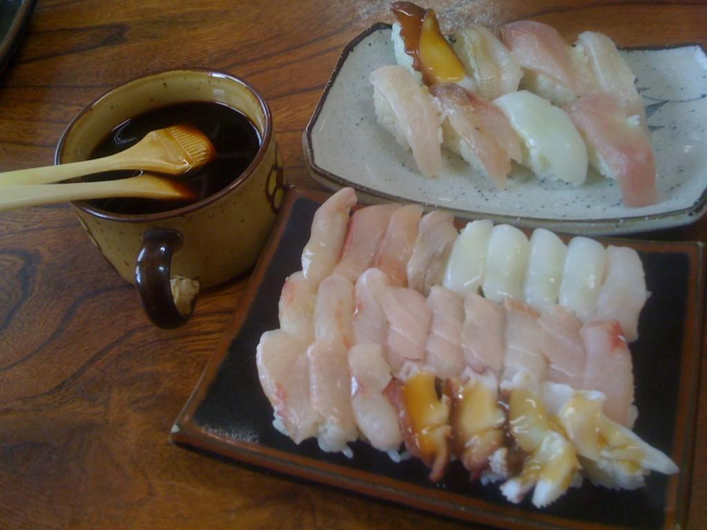今治名物10円寿司