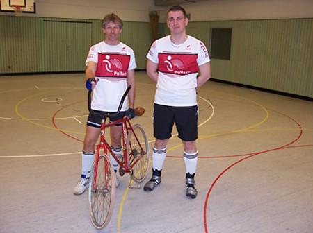 RSV Solidarität Pullach 2 mit Klaus Soldner und Marko Matthes