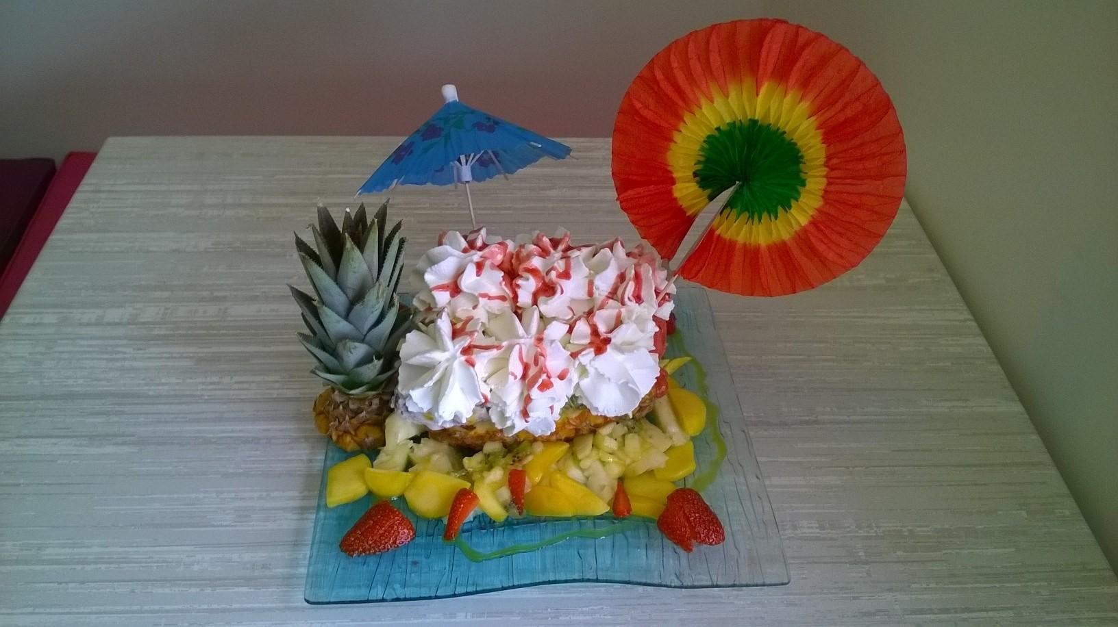 Coupe glace meze balaruc bouzigues thau 34