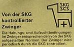 Goldenes Gütezeichen der SKG