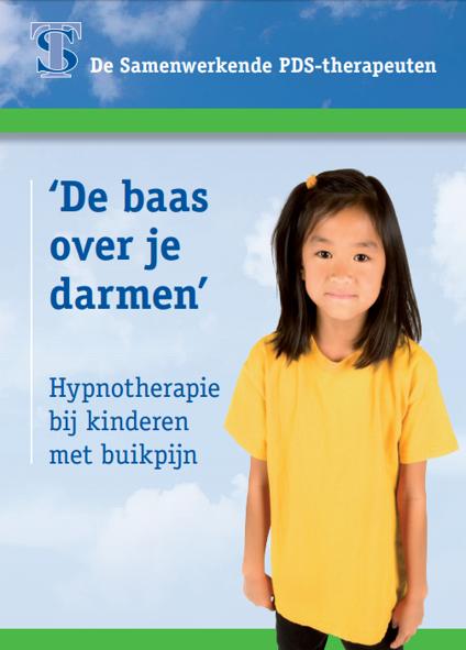 Hypnotherapie bij kinderen met buikpijn