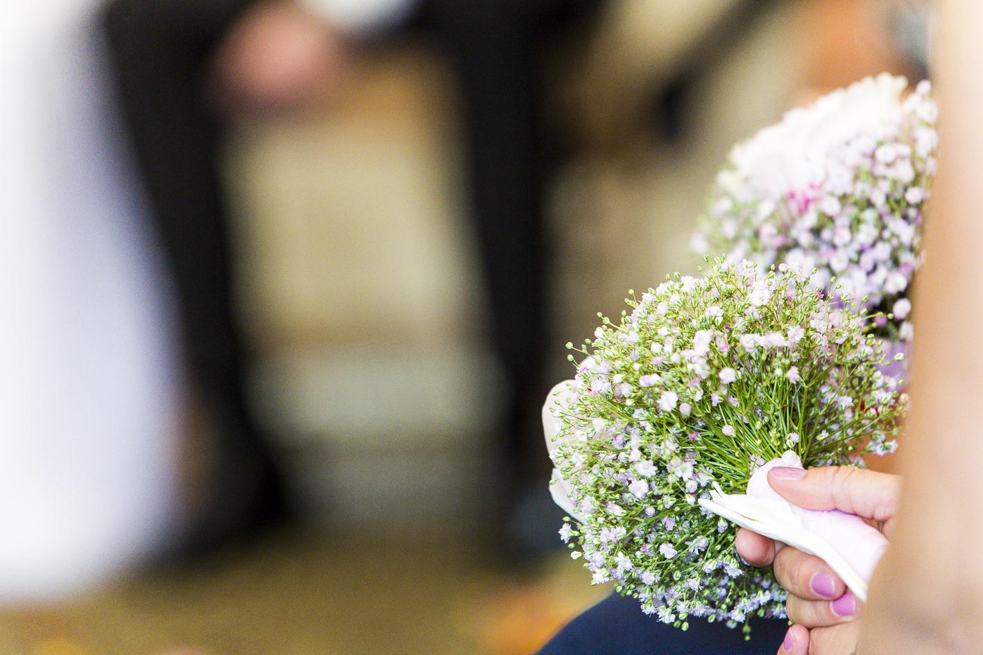 Strauß-Brautjungfern