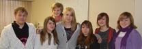 Das Team aus dem Schuljahr 2009/2010