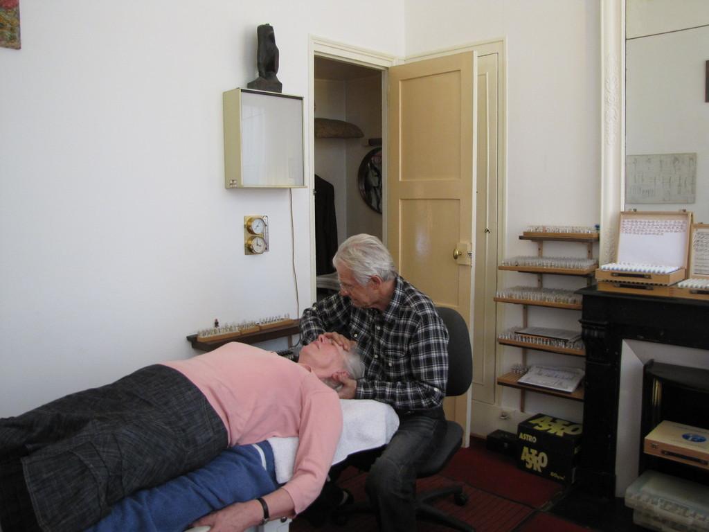 Journée clinique pour Maurice