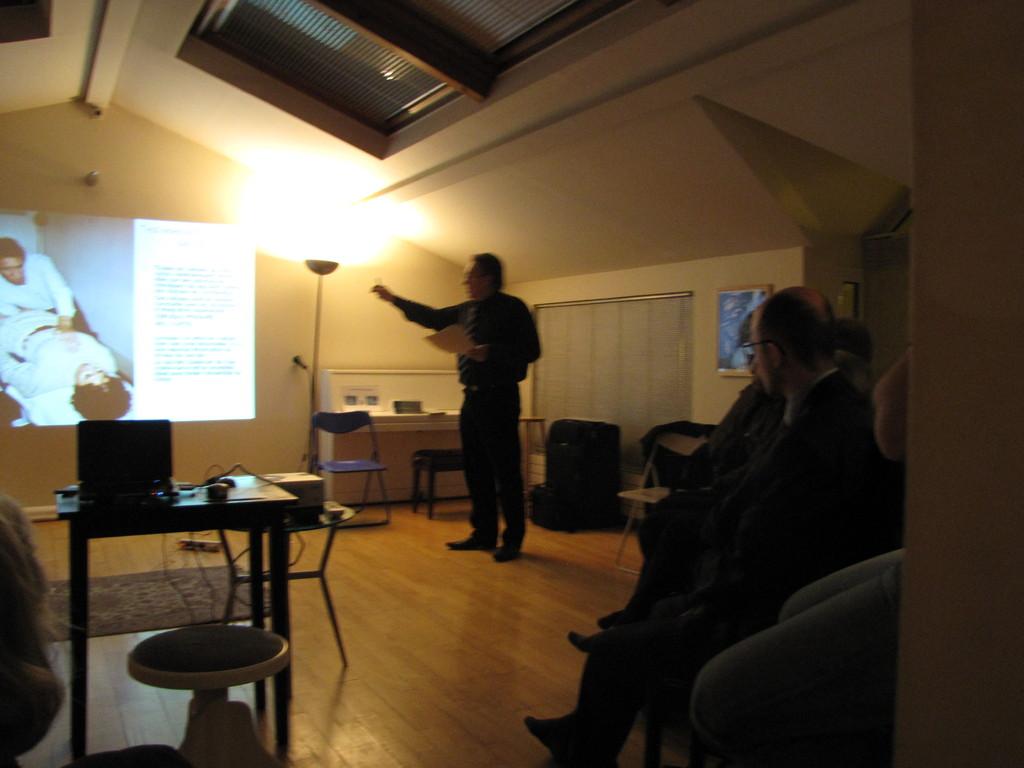 Conférence du Jeudi 19 Novembre 2009