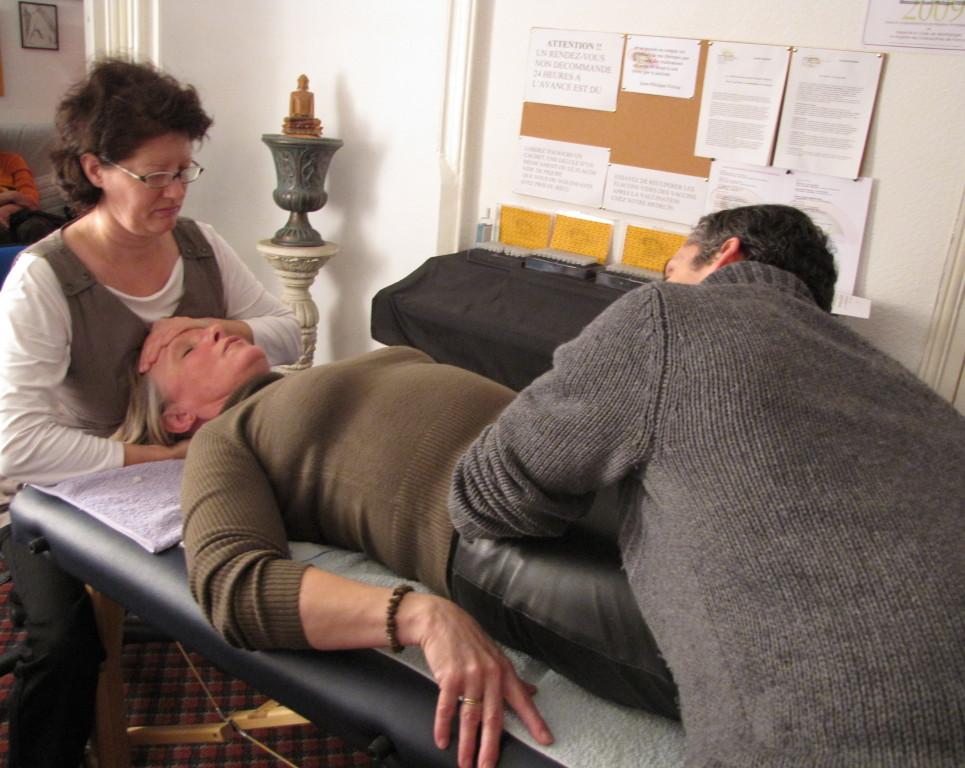 Journée clinique pour Laurence et Sébastien