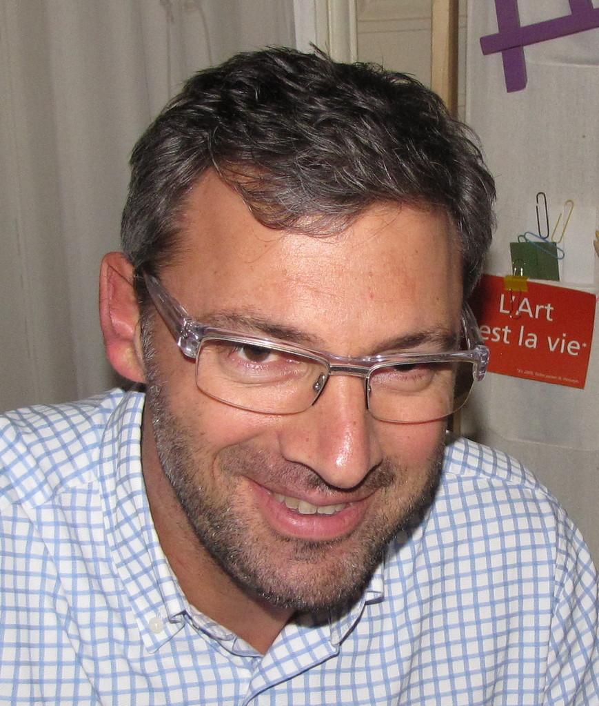 Bertrand Stoffel