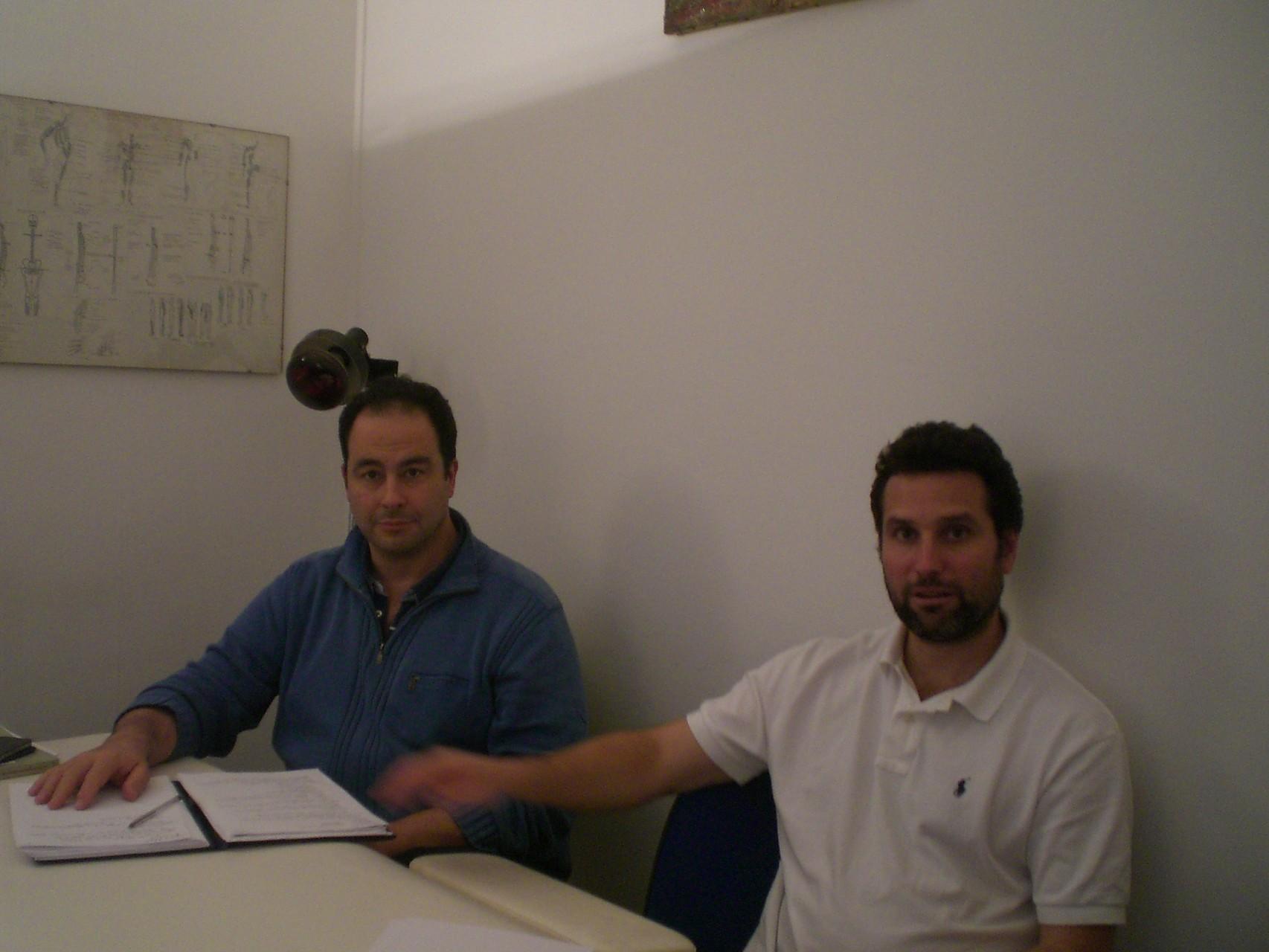 Laurent KHODARA &  Romain MAROT