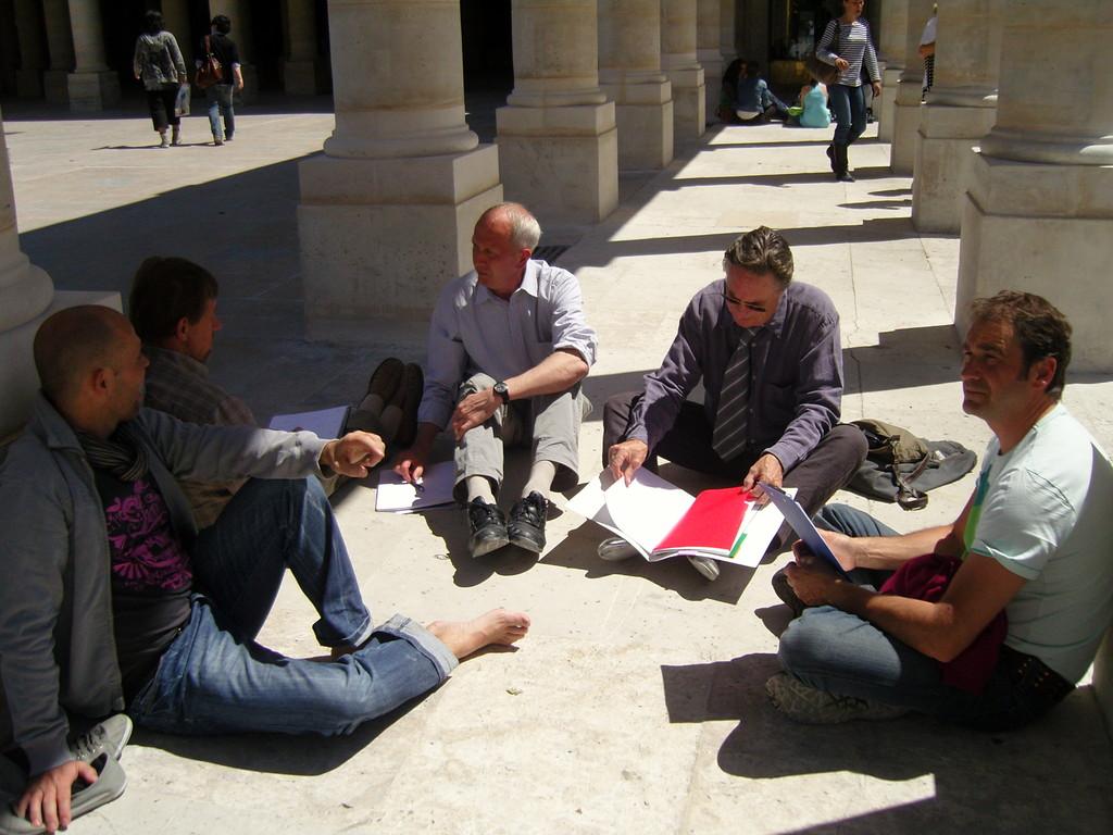 Au Palais Royal - Théorie