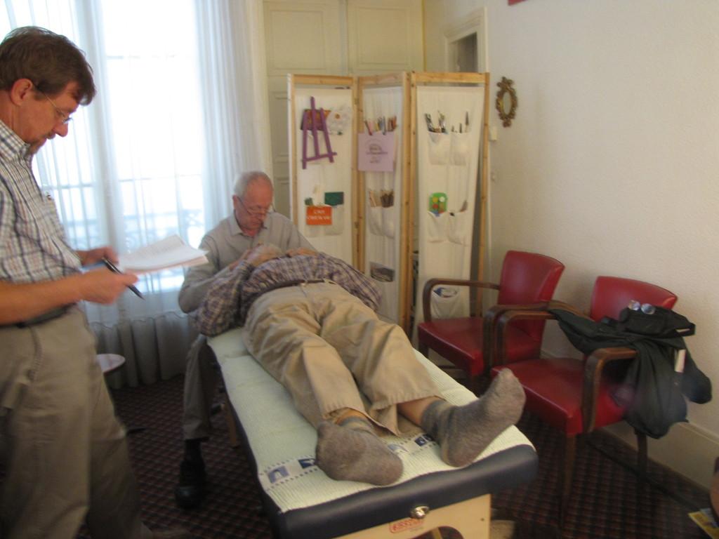 Jacques & Michel en pratique