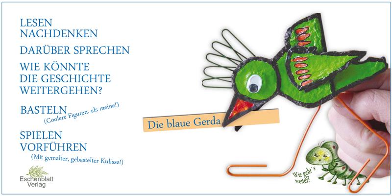 Geschichte zum Erzählen, Betrachten, Besprechen, Spielen  ©Eschenblatt-Verlag