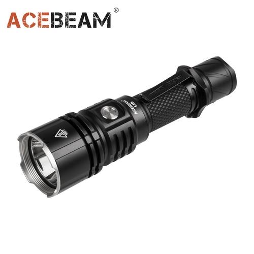 L16 Acebeam Torche Lumens Lampe – 2000 zSpUMV