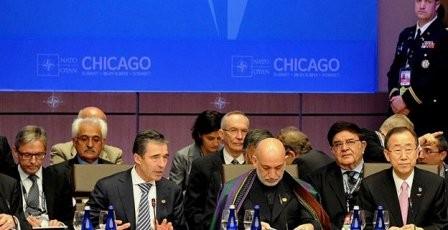 Paneldebat på NATO-topmødet i Chicago