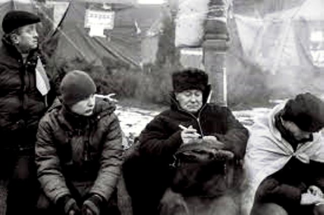 Yevgenia Belorusets udstillingsbilleder