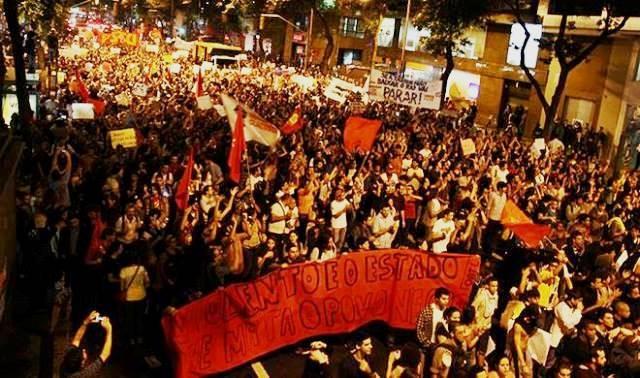 Demo i Rio de Janeiro