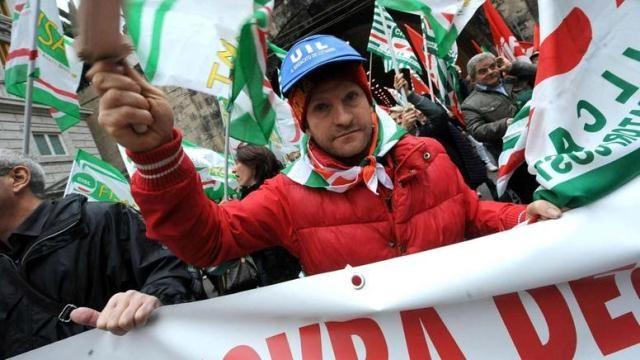 Generalstrejke i Italien, d. 27. januar 2012