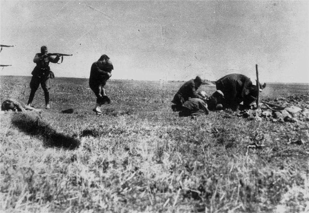 Henrettelser af polske jøder i Ivangorod i Polen