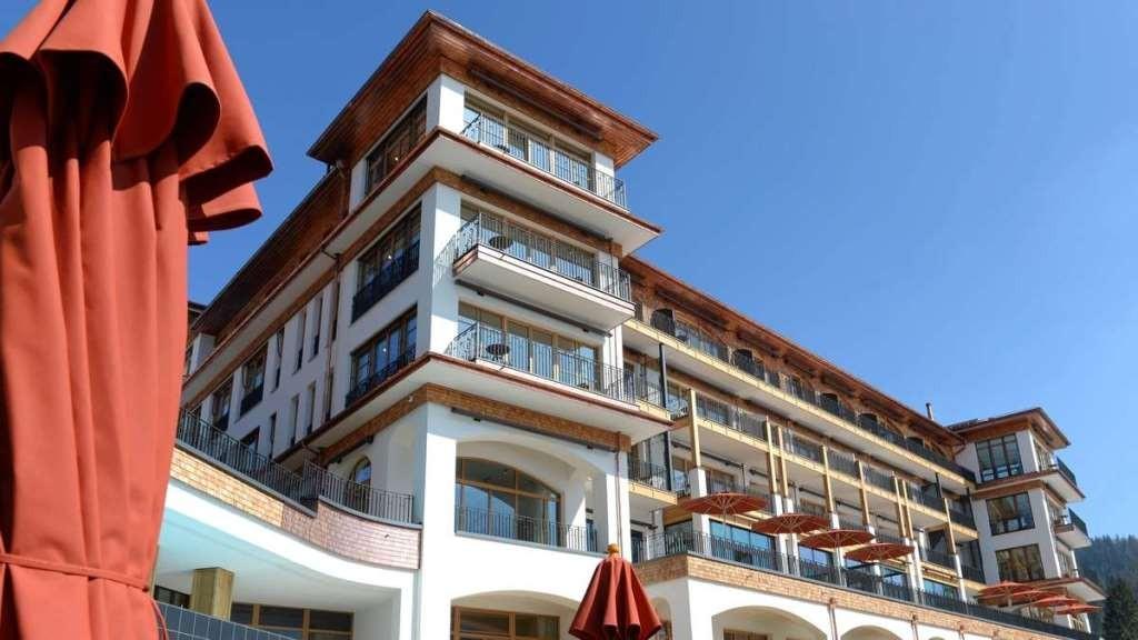 Slot Elmaus hotel