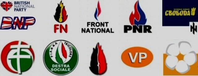 Alliancen af europæiske fascistiske og højrenationalistiske partier