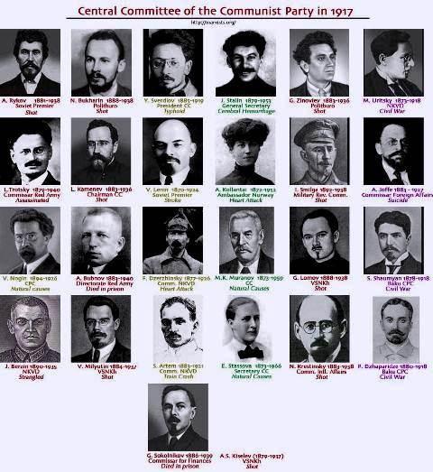 """Ifølge KGBs arkivmateriale blev 786.098 personer dømt til døden på grund af """"kontrarevolutionære forbrydelser""""og henrettet i tidsrummet fra 1930 til 1953. Blandt de dømte var næsten hele den gamle garde af bolsjevikker ..."""
