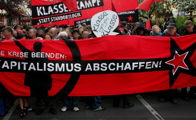 Revolutionære 1.maj-demo, Berlin 2011