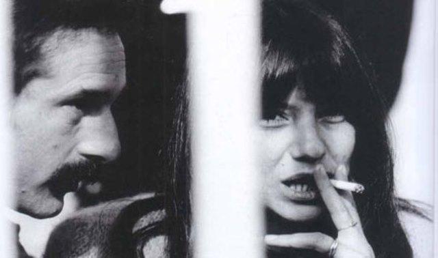 Brigadisterne Valerio Morucci og Adriana Faranda