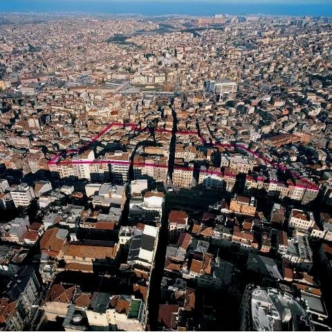 Istanbuls mest spraglede bydel Tarlabasi